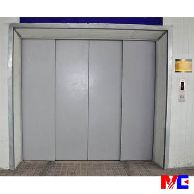液压汽车电梯可提供国内多年经验的一体钢结构式井